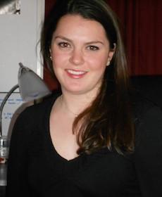 Dr. Madeleine Harvey : PhD graduate